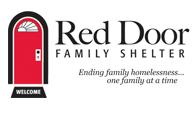 Red Door Family Shelter logo