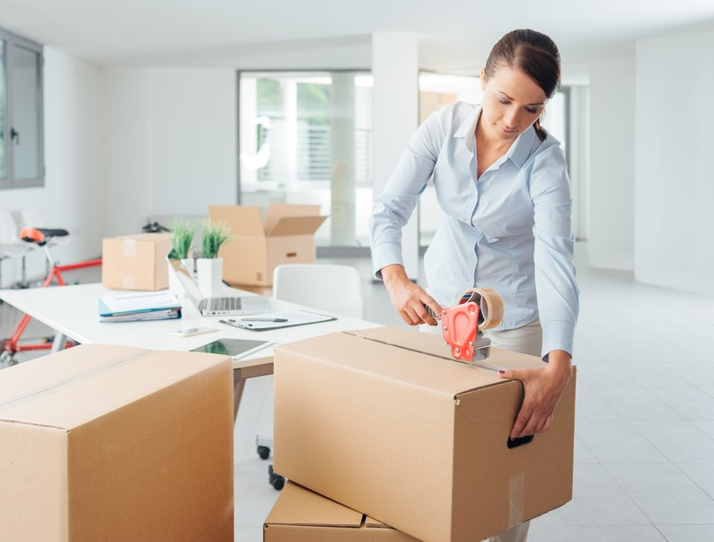 commercial moving services Toronto