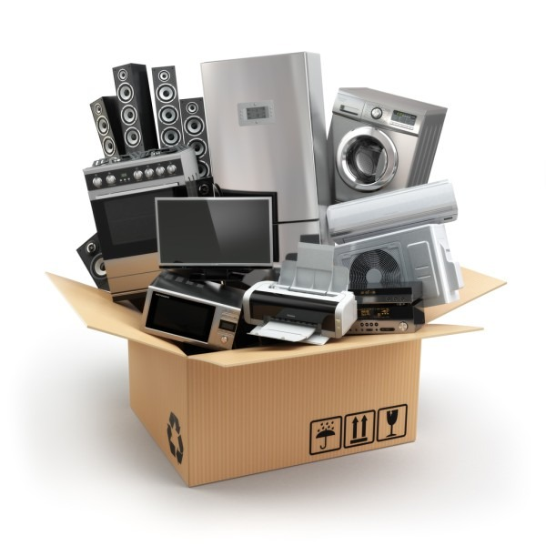 Packing and Moving Electronics