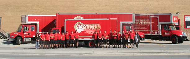 Firemen Movers