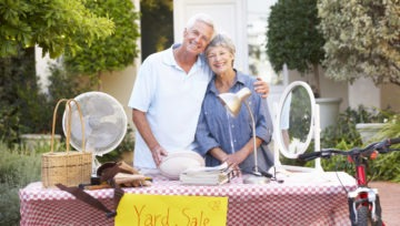 Tips for a Successful Garage Sale before Moving